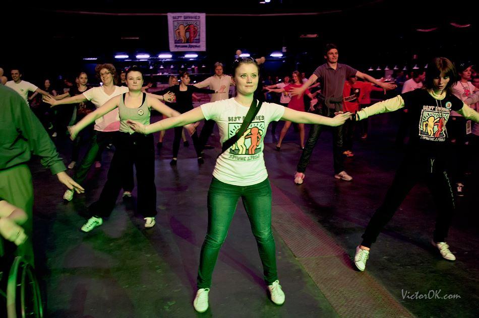 В Москве прошел Благотворительный танцевальный  Марафон «Лучшие друзья»