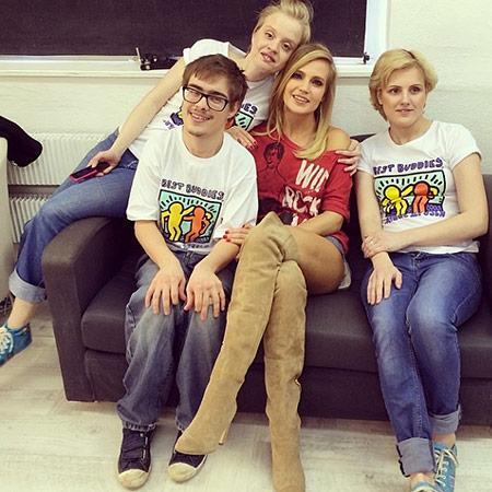 Наталья Чистякова-Ионова готовится к благотворительному марафону